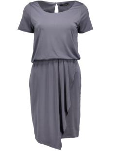 VIPALLI S/S DRESS 14036929 Ebony