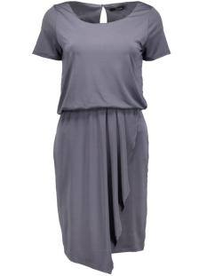 Vila Jurk VIPALLI S/S DRESS 14036929 Ebony