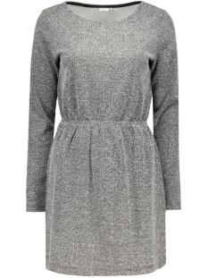 JDYTELLER L/S DRESS SWT 15117189 Dark Grey Melange