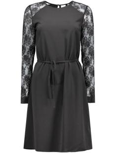Object Jurken OBJCAM L/S DRESS .I Black