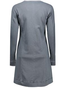 fitted dress petrol juul & belle jurk petrol
