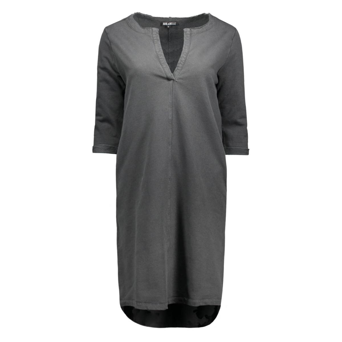vneck dress black juul & belle jurk black