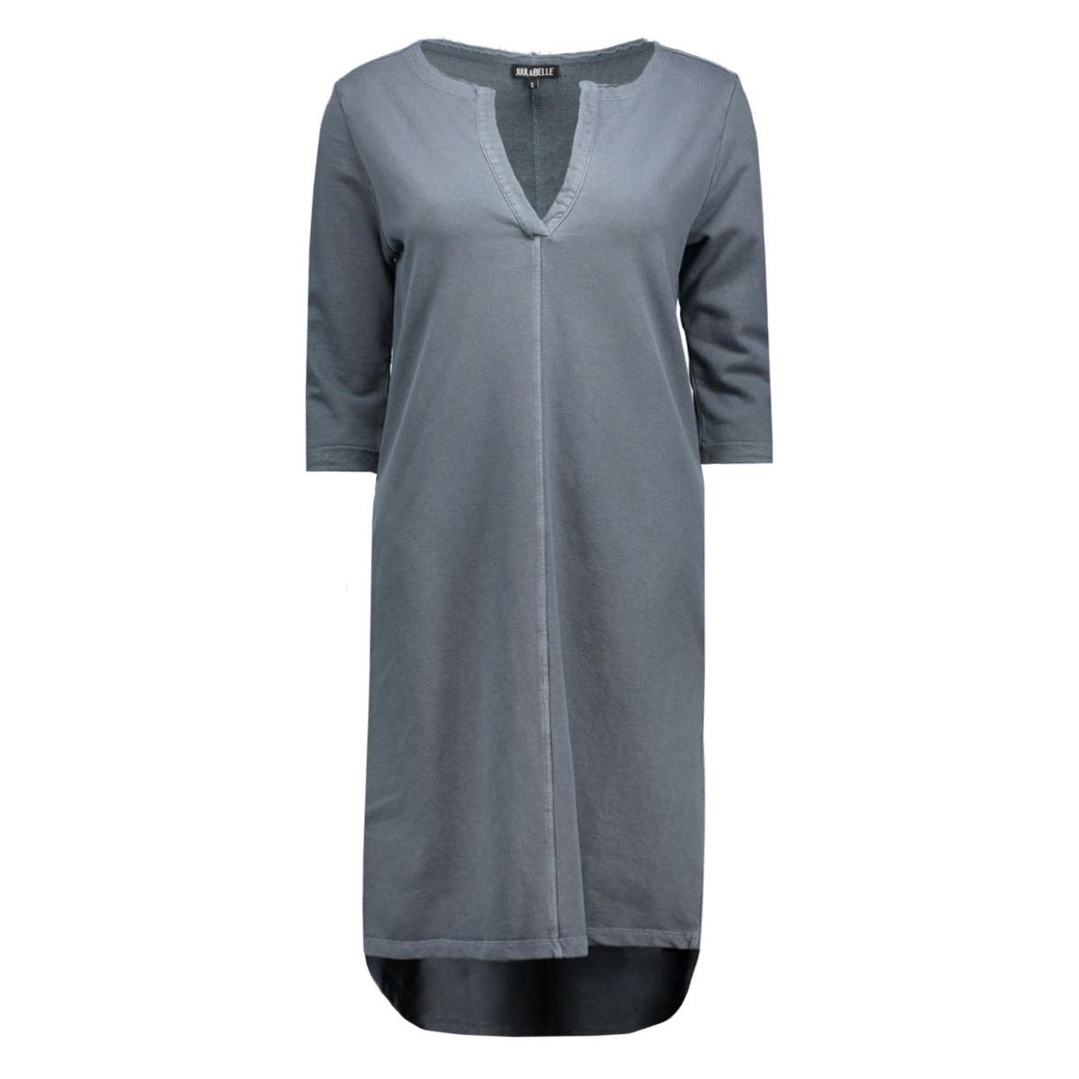 vneck dress petrol juul & belle jurk petrol