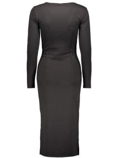 onlallikat l/s calf dress jrs rep 15126116 only jurk black