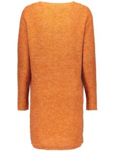 viriva rib dress-noos 14036027 vila jurk roasted pecan