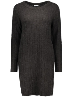 Jacqueline de Yong Jurk JDYRAVEN L/S DRESS KNT 15121489 black