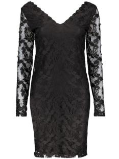 Vila Jurk VISENNA L/S DRESS 14040283 Black