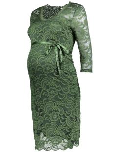 mlnewmivana 3/4 jersey dress 20006375 mama-licious positie jurk sycamore