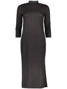 Vila Jurk VIJERSEY 3/4 SLEEVE DRESS 14037242 Black