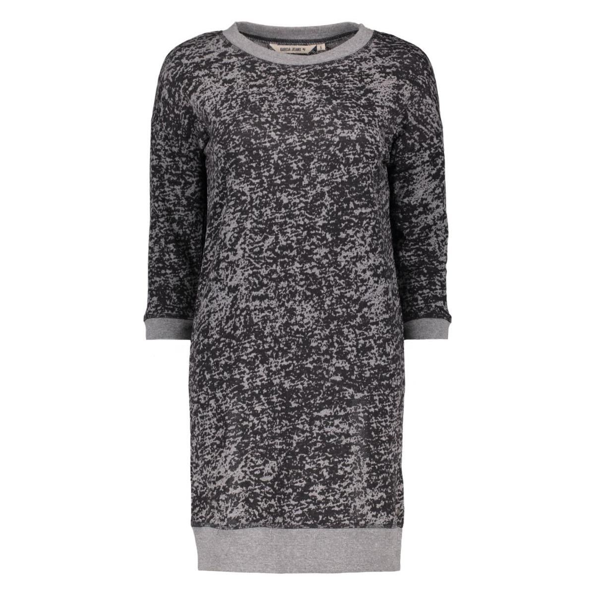 v60288 garcia jurk 66 grey melee