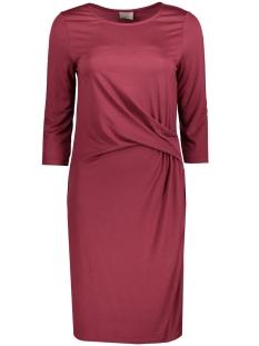 vmmonica knot 3/4 short dress pre 10175197 vero moda jurk zinfadel