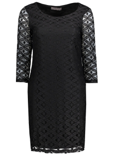 VMALLY LACE 3/4 DRESS NFS 10175886 Black