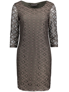 vmally lace 3/4 dress nfs 10175886 vero moda jurk beluga