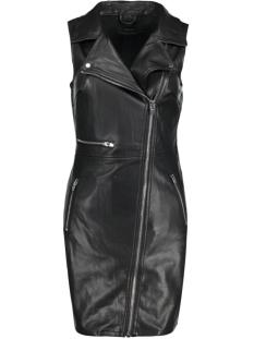 onlNEWHAM FAUX LEATHER DRESS OTW 15123264 Black