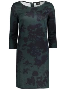 Vila Jurk VITINNY FLORA DRESS 14039086 Ponderose pine/Flora Pr