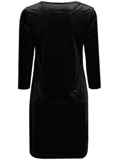 visienna 3/4 sleeve dress 14037826 vila jurk black