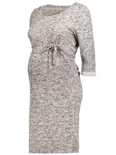 MLDELIGHT 3/4 JERSEY SWEAT DRESS 20007032 Black