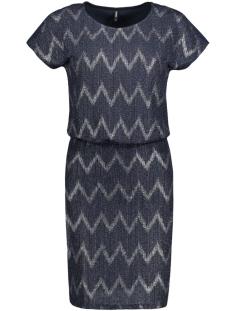 onlZIVA S/S DRESS JRS 15125840 Night SKy