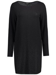 Vila Jurk VITINNY LUOSQUARE DRESS 14038713 Black