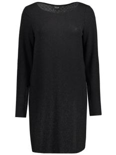 vitinny luosquare dress 14038713 vila jurk black