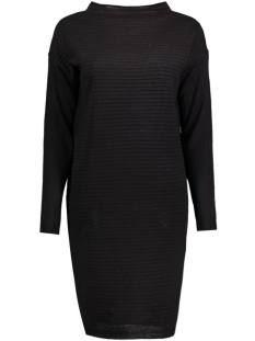 Jacqueline de Yong Jurk JDYSTARLIGHT L/S DRESS KNT 15119797 Black