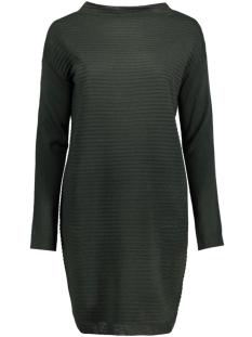 Jacqueline de Yong Jurk JDYSTARLIGHT L/S DRESS KNT 15119797 Scarab