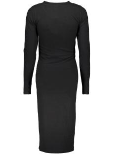 mlsenia l/s jersey dress 20006745 mama-licious positie jurk black