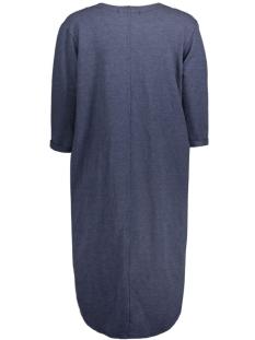 8135 dress v-neck luba jurk navy