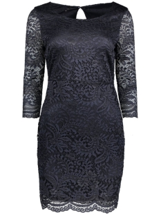 Only Jurk onlNEW SIERRA 3/4 DRESS NOOS WVN 15126979 Night Sky