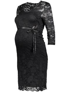 MLMIVANA 3/4 JERSEY DRESS 20007260 Black
