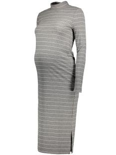 MLMIE L/S JERSEY DRESS 20006729 Medium Grey Melange