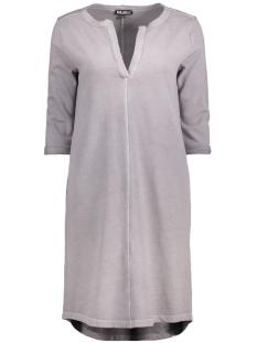 Juul & Belle Jurk V-NECK DRESS TAUPE Taupe