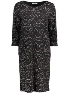 Pieces Jurk PCDAMARA 3/4 DRESS BOX 17081169 Mini Stripe/Black