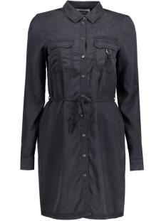NMEGIL LS SHIRT DRESS 10167900 Black