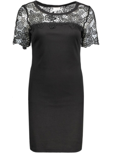 VITINNY UPPER LACE DRESS 14040953 Black
