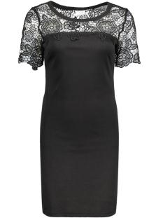 Vila Jurk VITINNY UPPER LACE DRESS 14040953 Black