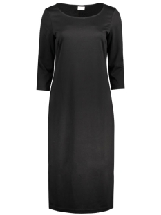 Vila Jurk VITINNY LONG 3/4 SLEEVE DRESS 14041128 Black