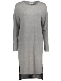 OBJBIRD 3/4 DRESS 88 23023513 Medium Grey melange