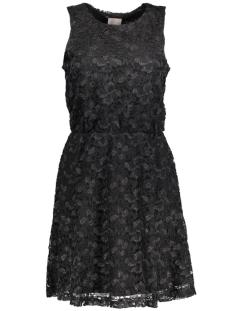 VMAMY S/L LACE SHORT DRESS 10170758 Black