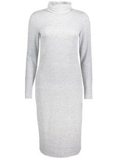 Only Jurk onlELI L/S  DRESS JRS 15126990 Light grey melange