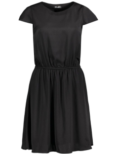 Juul & Belle Jurk FEMININE DRESS Black