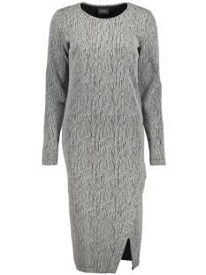 VINATALY L/S DRESS 14041772 Light grey melange