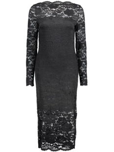 VIGRIT L/S DRESS 14039877 black