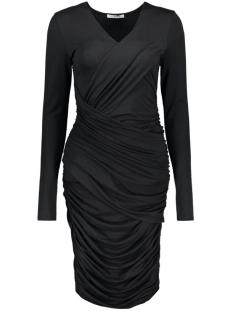Pieces Jurk PCLARKINA LS DRESS FF 17081850 black