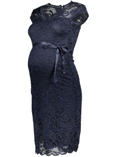 Mama-Licious Positie jurk MLNEWMIVANA CAP JERSEY DRESS 20006241 Navy Blazer
