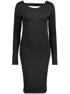 Vila Jurk VIBERA L/S DRESS 14041605 Black