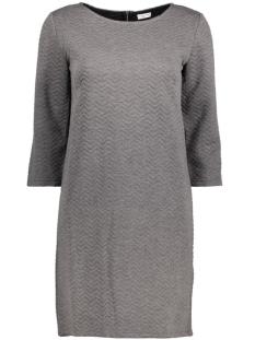 JDYMURILLO 3/4 ZIP DRESS JRS 15127276 Dark Grey Melange