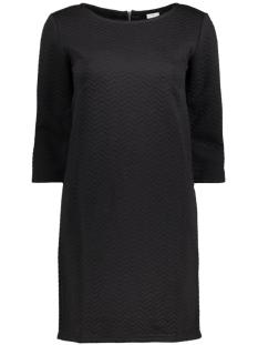 JDYMURILLO 3/4 ZIP DRESS JRS 15127276 Black