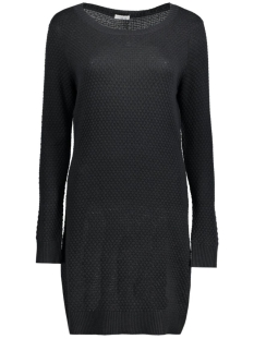 Jacqueline de Yong Jurk JDYSARASOTA L/S DRESS KNT 15126286 Dark Navy