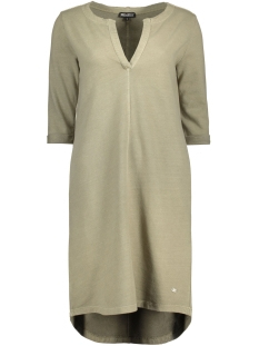 Juul & Belle Jurk BASIC DRESS Khaki